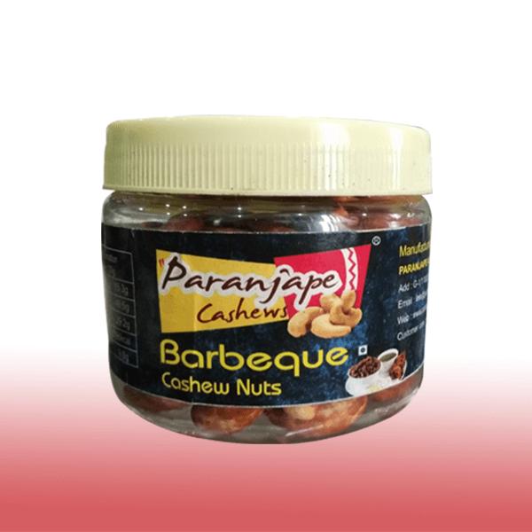 Barbque Cashewes flavour