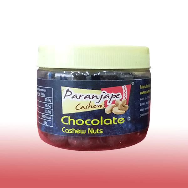 Chocolate Cashews flavour