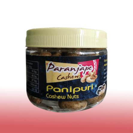 Panipuri Flavoured Cashew